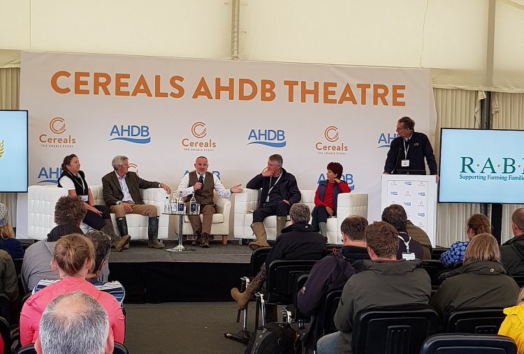IPM SESSION AT CEREALS 2019