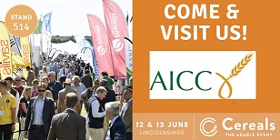 AICC AT CEREALS 2019