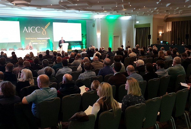 RECORD NUMBERS AT AICC 2020 CONFERENCE - 340 DELEGATES ATTENDING OVER 3 DAYS